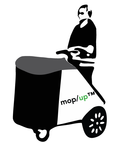 mop/up™ Trolleys for Segway PT