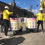 Segway, gomobile, gomobiili, trolley, kiosk, street marketing, ooh advertising, made in finland